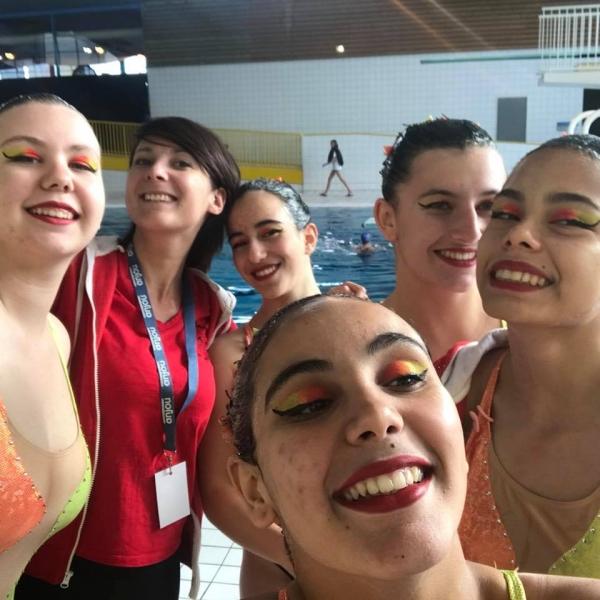 2019  Avril N2 Juniors equipe3