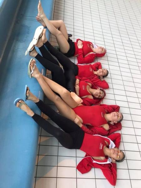 2019  Avril N2 Juniors equipe5